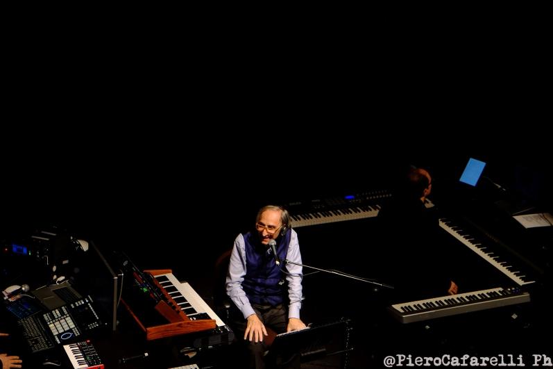 Franco Battiato - Dublin 2015
