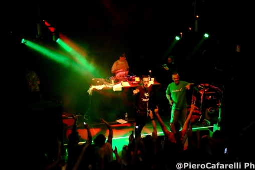 Soud Sound System - Dublin 2015